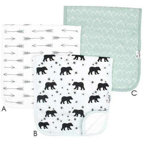 Burp Cloth, Archer