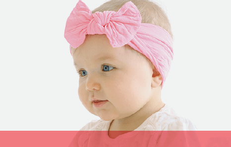 Baby Bling Knot Headband
