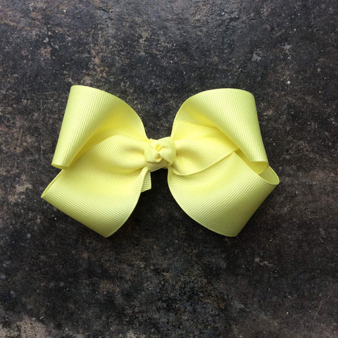 Medium Hair Bow