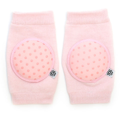 Happy Knees: Light Pink