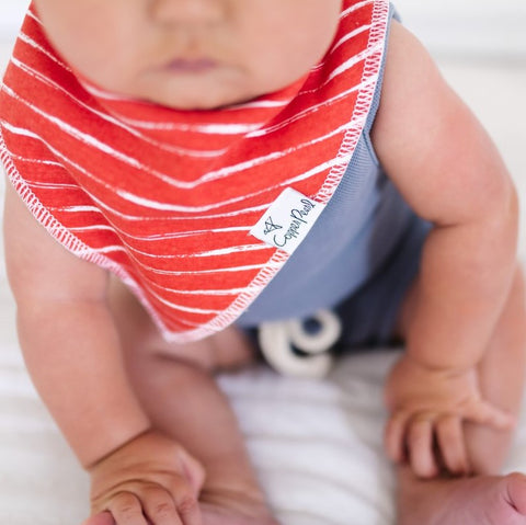 Bandana Bib, Nautical