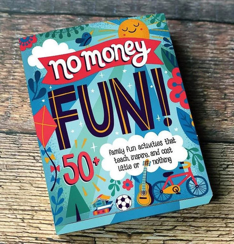 No Money Fun Activity Cards