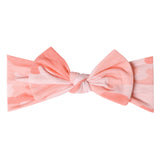 Headband Bow (pair with matching Swaddle)