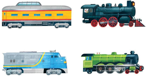 Magnetic Tin: All Aboard Train