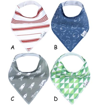 Bandana Bib, Apollo
