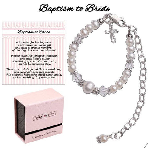 Bracelet: Baptism to Bride