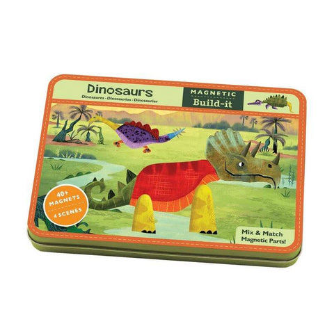Magnetic Tin: Dinosaurs