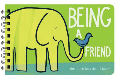 Being a Friend - Book About Friendship for Kids
