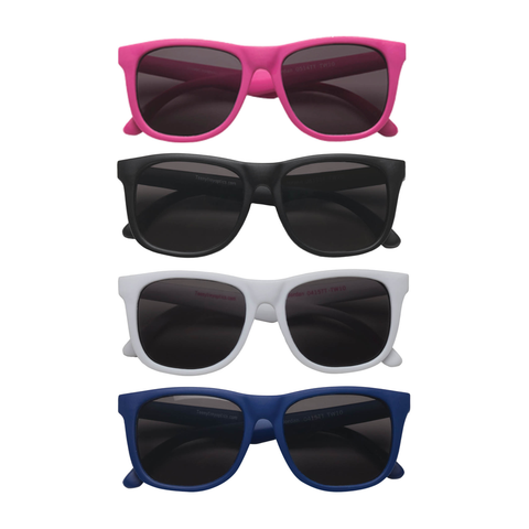 Teeny Tiny Optics Sunglasses for Babies - Ages 0+, Jordan