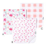 Burp Cloth, June