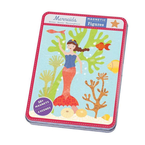 Magnetic Tin: Mermaids