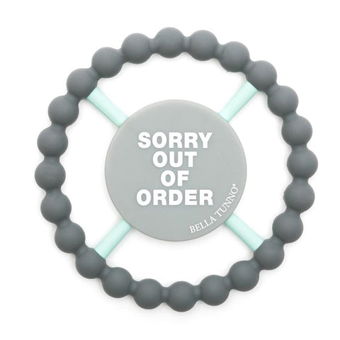 Happy Teether: Sorry Out of Order