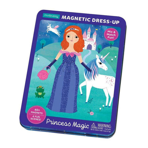 Magnetic Tin: Princess Magic