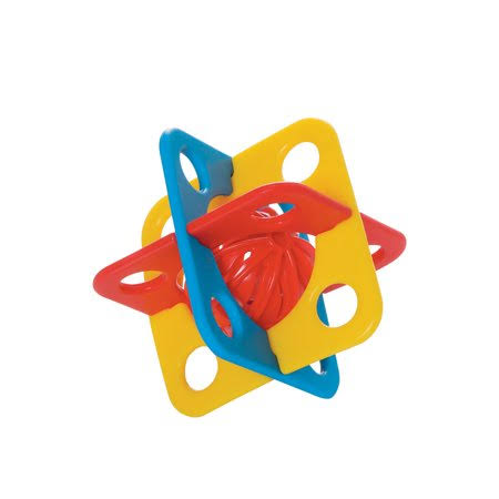 Silicube Teether Toy