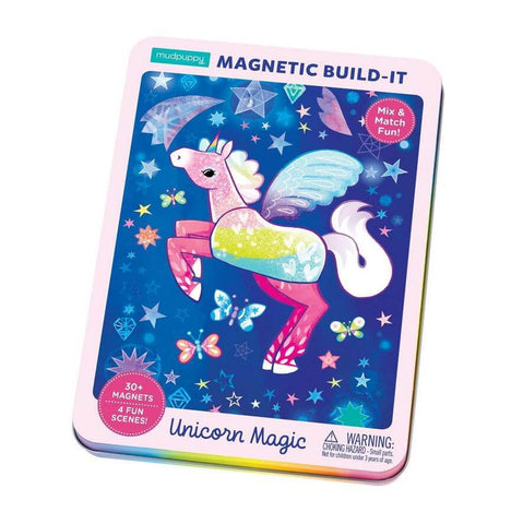 Magnetic Tin: Unicorn Magic