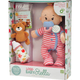 Wee Baby Stella Sleepy Scents Set Peach