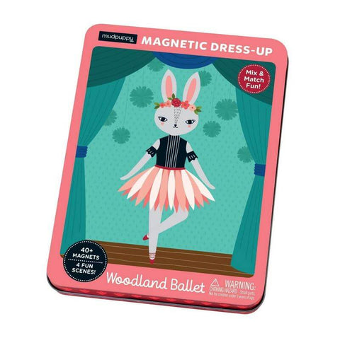 Magnetic Tin: Woodland Ballet