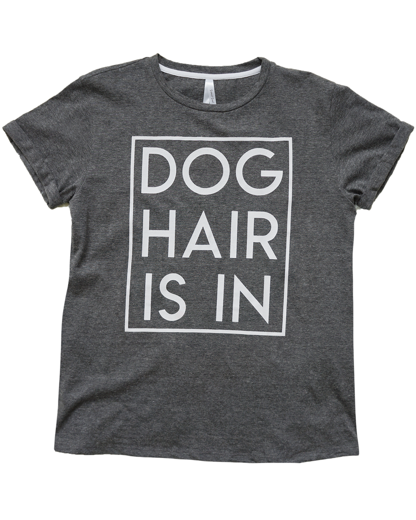 Dog Hair Is In