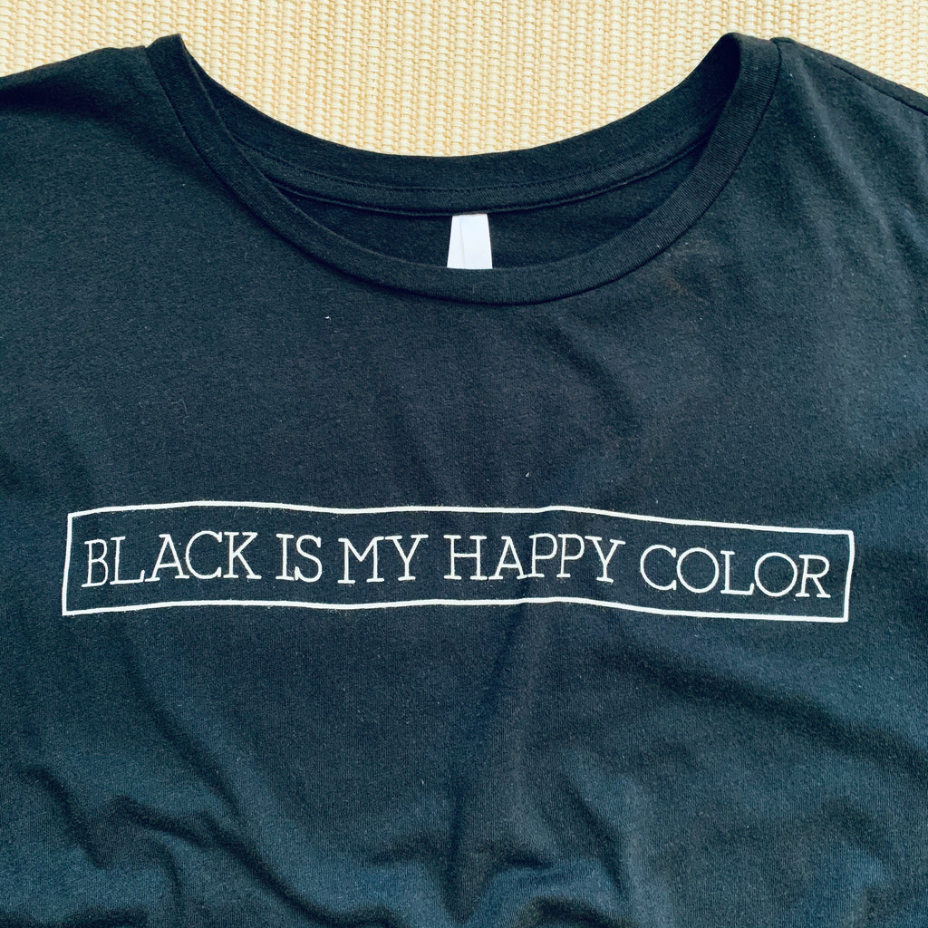 Black Is My happy Color - Wholesale