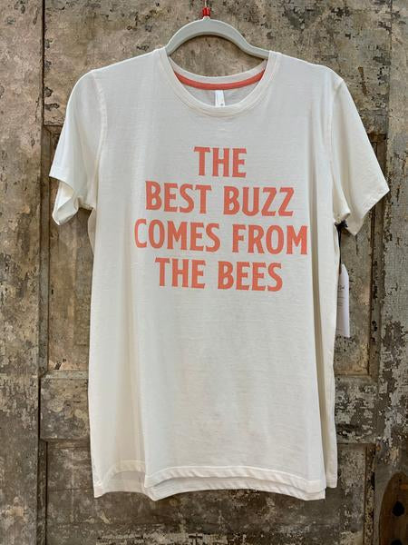 The Best Buzz Comes From the Bees