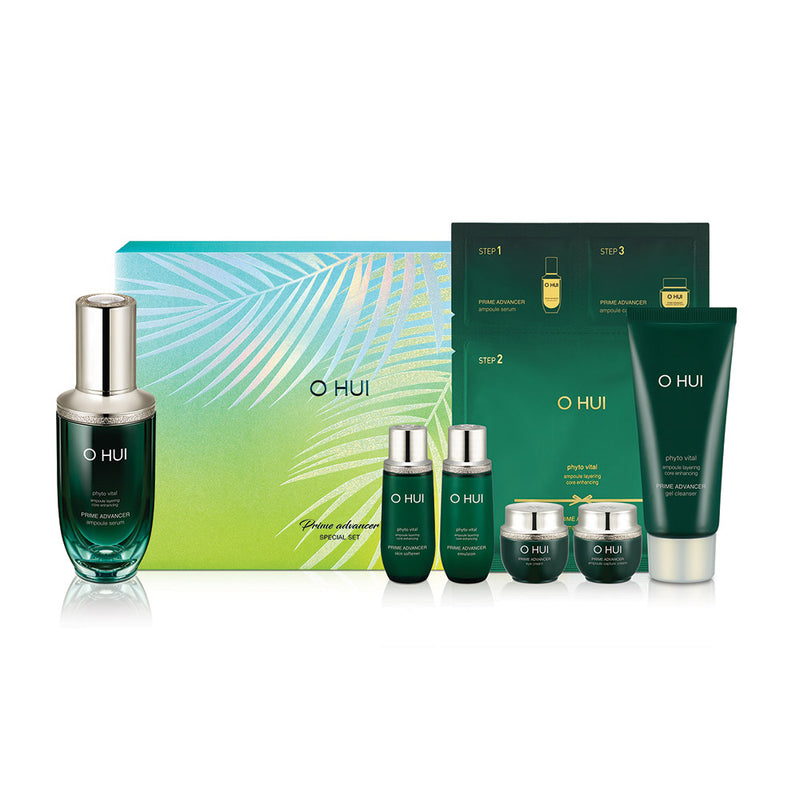 O HUI Prime Advancer Ampoul  Serum Set