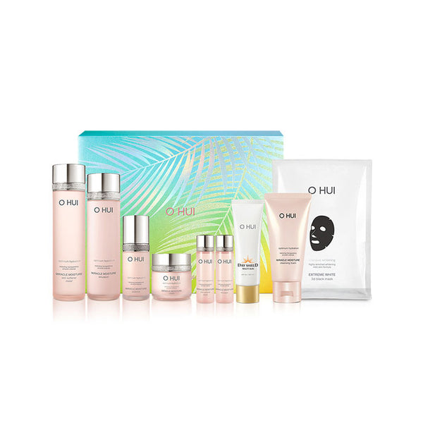 O HUI Miracle  Moisture 4pc Set