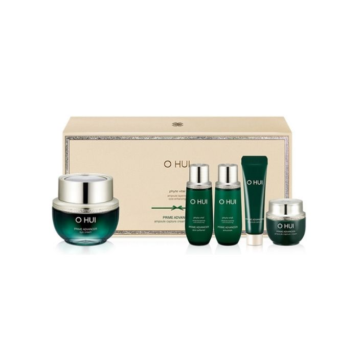 O HUI Prime Advancer Eye Cream Set