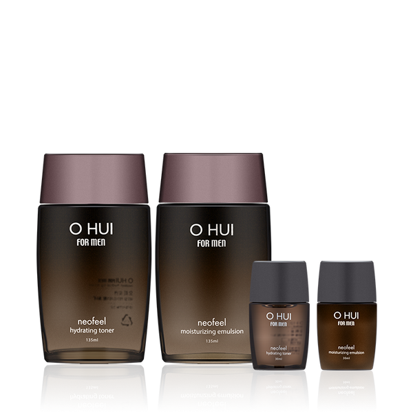 O HUI For Men Neopeel 2pc Set