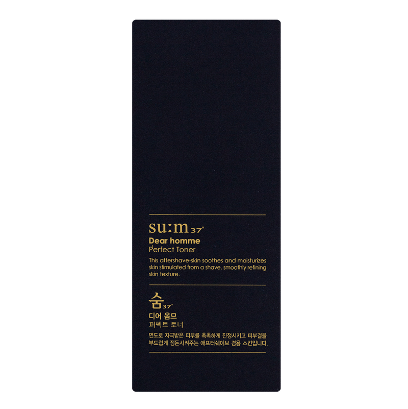 Su:m37 Dear Homme Perfect Toner 130