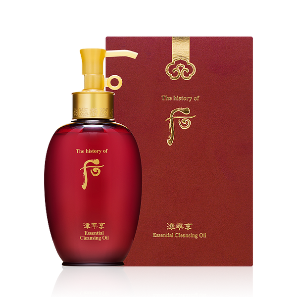 WHOO Jinyulhyang Jinyul Essential Cleansing Oil 200