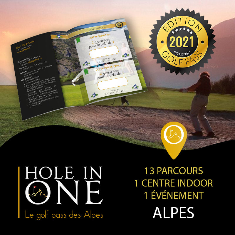 Hole in One Alpes 2021