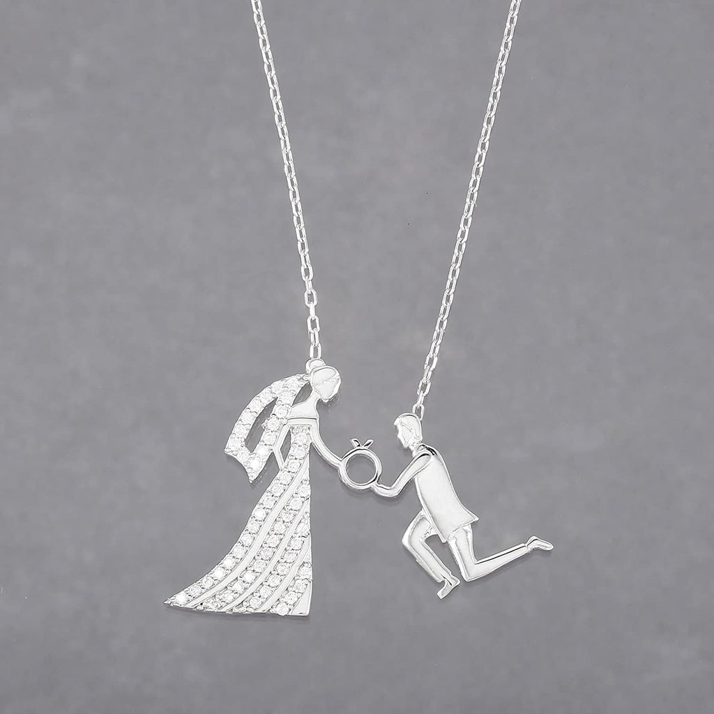 Will You Marry Me Pendant