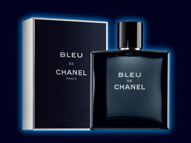 Blue De chanel Paris 100 ml Eau