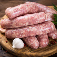 Pork, Apple & Sage Sausages GF