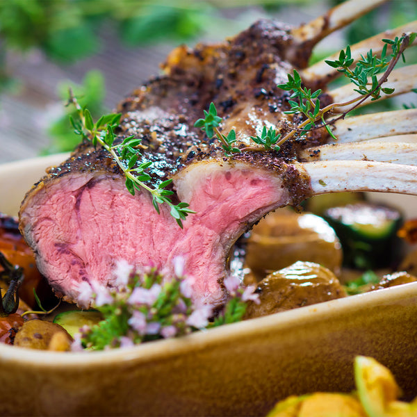 French Lamb Rack