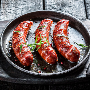 Old Fashioned Beef Sausages GF / DF