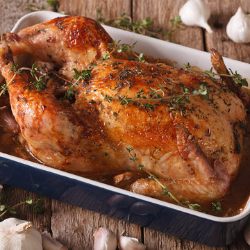Free Range Whole Chicken - Size 16