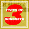 3 Types of Concrete: Modern, High Strength, and Stamped
