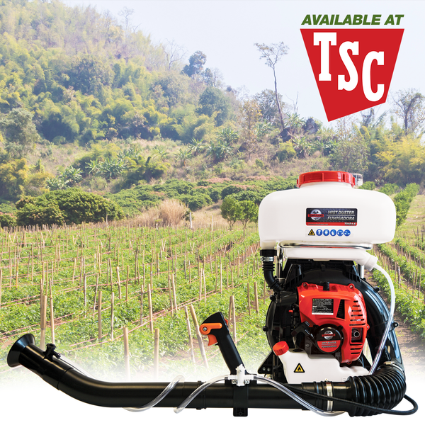 Tomahawk Power Introduces Backpack Sprayer Line to Tractor Supply Company