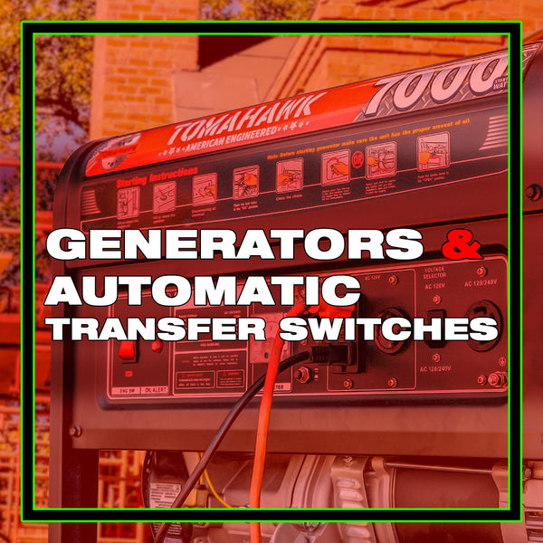 Generators & Automatic Transfer Switches