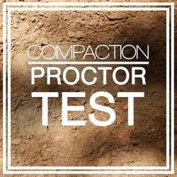 Proctor Test and Subbase Analysis