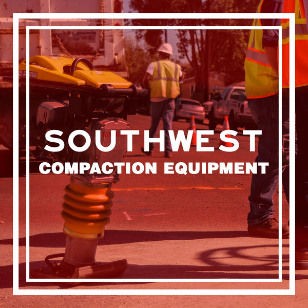Compaction Equipment in the Southwest Region