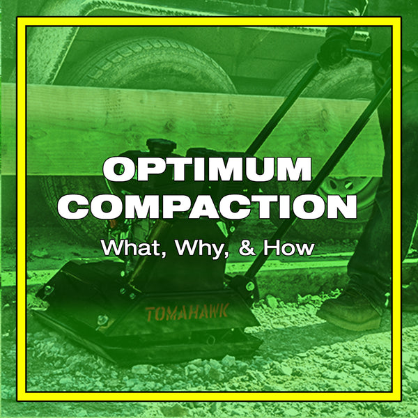 Optimum Soil Compaction: What, Why & How