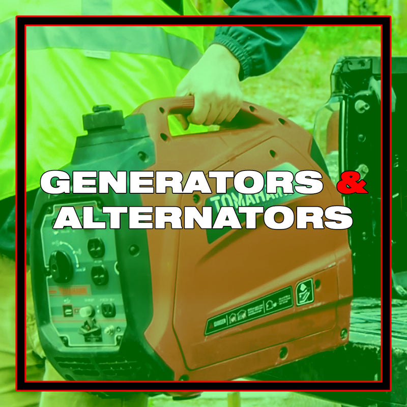 Generators and Alternators