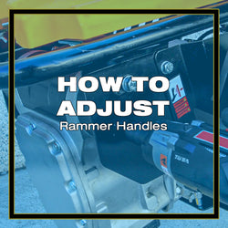 How to Adjust Jumping Jack Rammer Handles