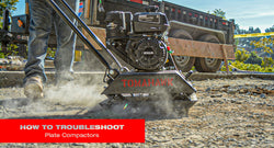 How to Troubleshoot a Plate Compactor