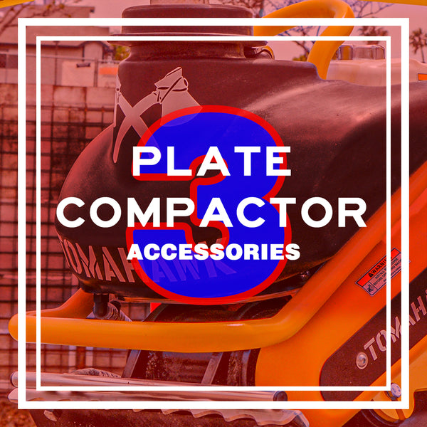 3 Accessories You Should Look For In a Plate Compactor