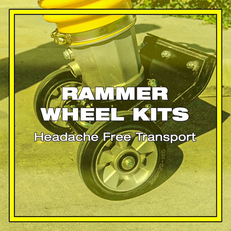 Headache Free Rammer Transport
