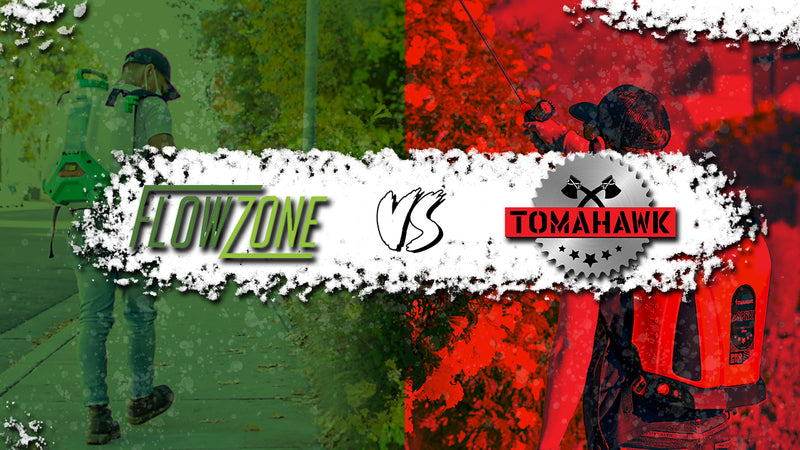 Which Battery Sprayer is Better? - Tomahawk eTPS18 vs Flowzone Cyclone 2