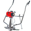 20ft Pro Blade 1.8 HP with 2 Vibratory Screed Power Units with Honda Engine - Tomahawk Power